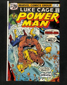 Power Man and Iron Fist #31