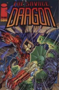 Savage Dragon (1993 series) #7, NM (Stock photo)