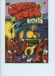 RUBBER DUCK TALES #1 / Only Printing / 1971 / 36 pages / The Print Mint