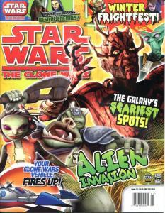 STAR WARS CLONE WARS #21 Magazine, NM, Darth Maul, Intact, Unused, 2014