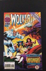 Wolverine #104 (1996)