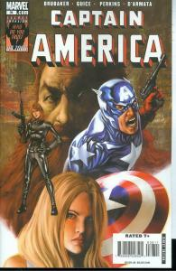 CAPTAIN AMERICA (2005 MARVEL) #36