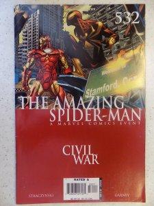 AMAZING SPIDER-MAN # 532
