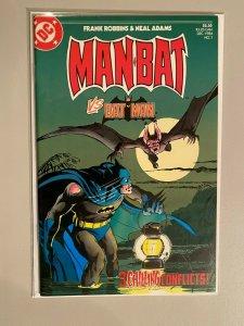 Man-Bat #1 8.0 VF (1984 Reprints)