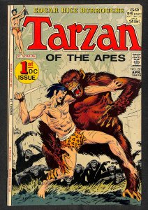 Tarzan #207 (1972)