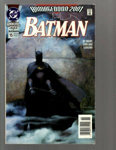 12 DC Comics Batman ANN #15 Chronicles #6 Dark Knight #1 '04 and more EK22