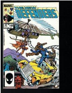 The Defenders #148 (1985)