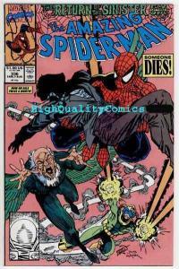 AMAZING SPIDER-MAN #336, NM, Erik Larsen, Vulture, more ASM in store