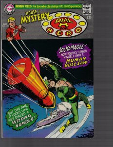 House of Mystery #170 (DC, 169) VF+