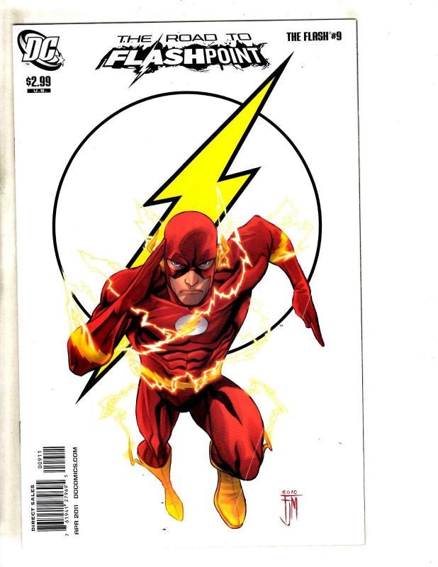 7 DC Comics Flash 9 Legion Of Doom 2 (2) Deadman Flying Graysons 1 (2) 2 (2) MK7