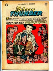 All American Western #123 1951-DC-Alex Toth-Johnny Thunder-Overland Coach-P