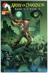 ARMY of DARKNESS #1 2 3 4, Ashes to Ashes, NM+, Movie, Cult, more AOD in store