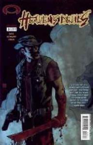 Heaven's Devils #3 VF/NM; Image   save on shipping - details inside