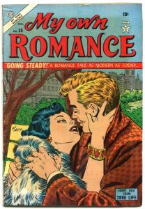 My Own Romance #36 1954- Atlas comics- Al Hartley FN