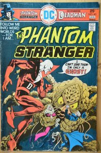 The Phantom Stranger #40 (1976) Deadman !