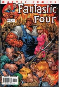 Fantastic Four (1998 series) #45, NM (Stock photo)