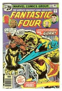 Fantastic Four 171   1st Gorr the Golden Gorilla