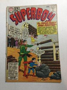 Superboy 95 Gd/Vg Good/Very Good 3.0 Top Staple Detached DC Comics