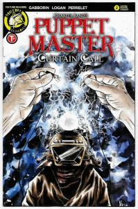 Puppet Master Curtain Call #2 Cvr B (Action Lab, 2017) NM
