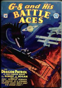 G-8 & His Battle Aces #10 7/1934-Adventure House reprint-2003-Hogan-pulp-VF/NM