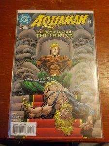 Aquaman #47 (1998)