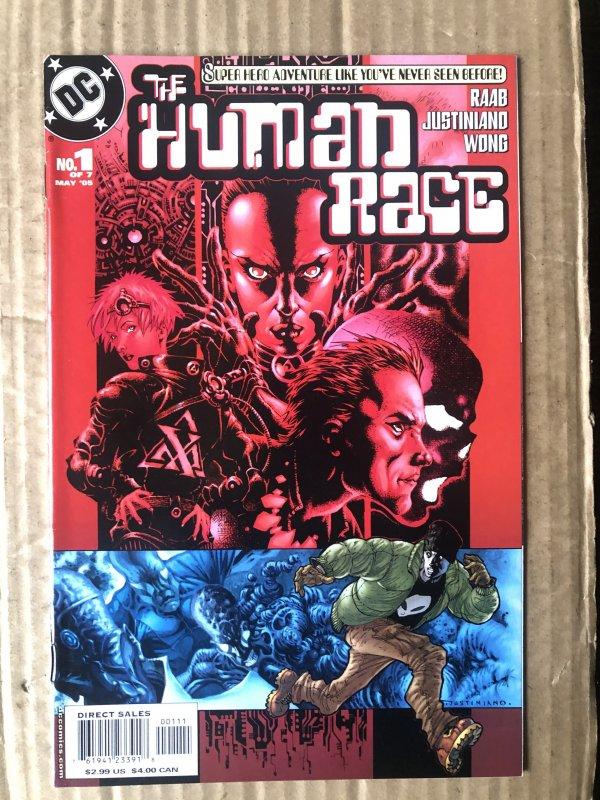 The Human Race #1 (2005)