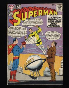 Superman #157 VG 4.0 (Restored)
