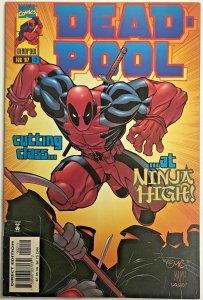 DEADPOOL#2 FN/VF 1997 MARVEL COMICS