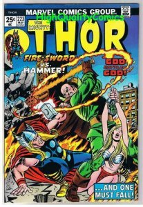 THOR #223, VF, God of Thunder, Hercules, John Buscema, 1966,