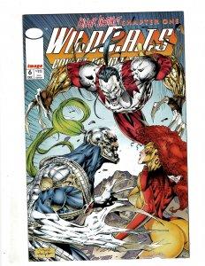 WildC.A.T.s: Covert Action Teams #6 (1993) SR38