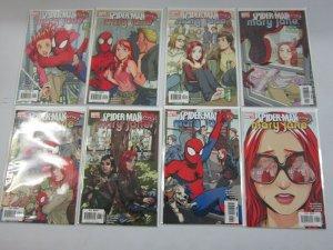 Spider-Man Loves Mary Jane run #1-8 8.0 VF (2006)