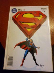 Superman: The Man of Steel #58 (1996)