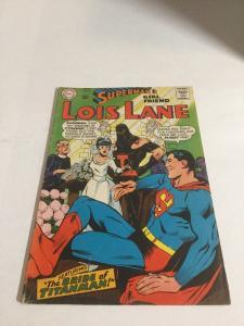 Superman's Girlfriend Lois Lane 79 Vg Very Good 4.0 DC Comics Silver Age