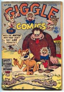 Giggle #66 1949-- Golden Age funny Animals-Spencer Spook VG