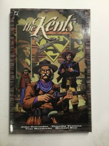 The Kents Tpb Softcover Sc Near Very Fine Vf 8.0 Dc Comics