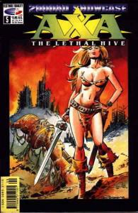 2000 A.D. Showcase (2nd Series) #5 VF/NM; Fleetway Quality | save on shipping -