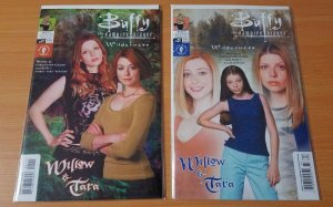 Buffy the Vampire Slayer Wilderness 1-2 Complete Set Run! ~ NEAR MINT NM ~ Photo