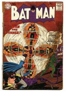BATMAN #129 Origin ROBIN retold-1960-DC-BATWOMAN-ROBOT- FR/G