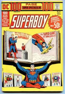DC 100 PAGE SUPER SPECTACULAR #21-SUPERBOY ISSUE-vf/nm