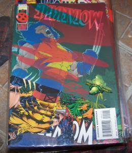 WOLVERINE # 91 july 1995 marvel  xmen