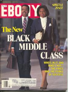 Ebony 8/1987-The Black Middle Class Special Issue-Class of 1987-FN