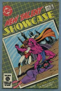 NEW TALENT SHOWCASE #11, NM-, Still Only Human, DC, 1984 more DC in store