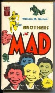 Brothers Mad #267K 1955-EC Comics-Wally Wood-Bill Elder-Jack Davis-G/VG