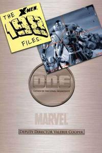X-Men: The 198 Files #1, NM (Stock photo)