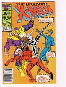 Uncanny X-Men # 215 Marvel Comic Books Hi-Res Scans Modern Age Awesome Issue! S2