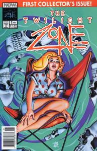 Twilight Zone, The (Vol. 2) #1 (Newsstand) VF/NM; Now   save on shipping - detai