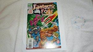 1993 MARVEL COMICS FANTASTIC UNLIMITED # 3