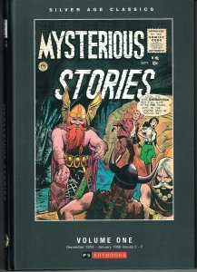 Mysterious Stories  Volume One  (Silver Age reprints)