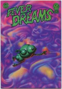 FEVER DREAMS #1 (Kitchen Sink Enterprises, 1970s) First printing. Richard Corben