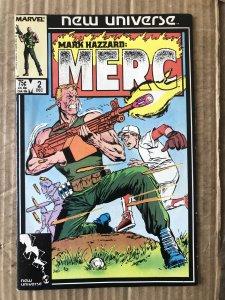 Mark Hazzard: Merc #2 (1986)